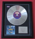 MCFLY - Motion In The Ocean  CD / PLATINUM PRESENTATION DISC